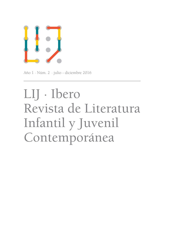 Lij ibero 2 julio diciembre 2016 by LIJ Ibero - issuu