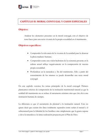 Síntesis documento la verdad del amor humano by Familia Cádiz - issuu