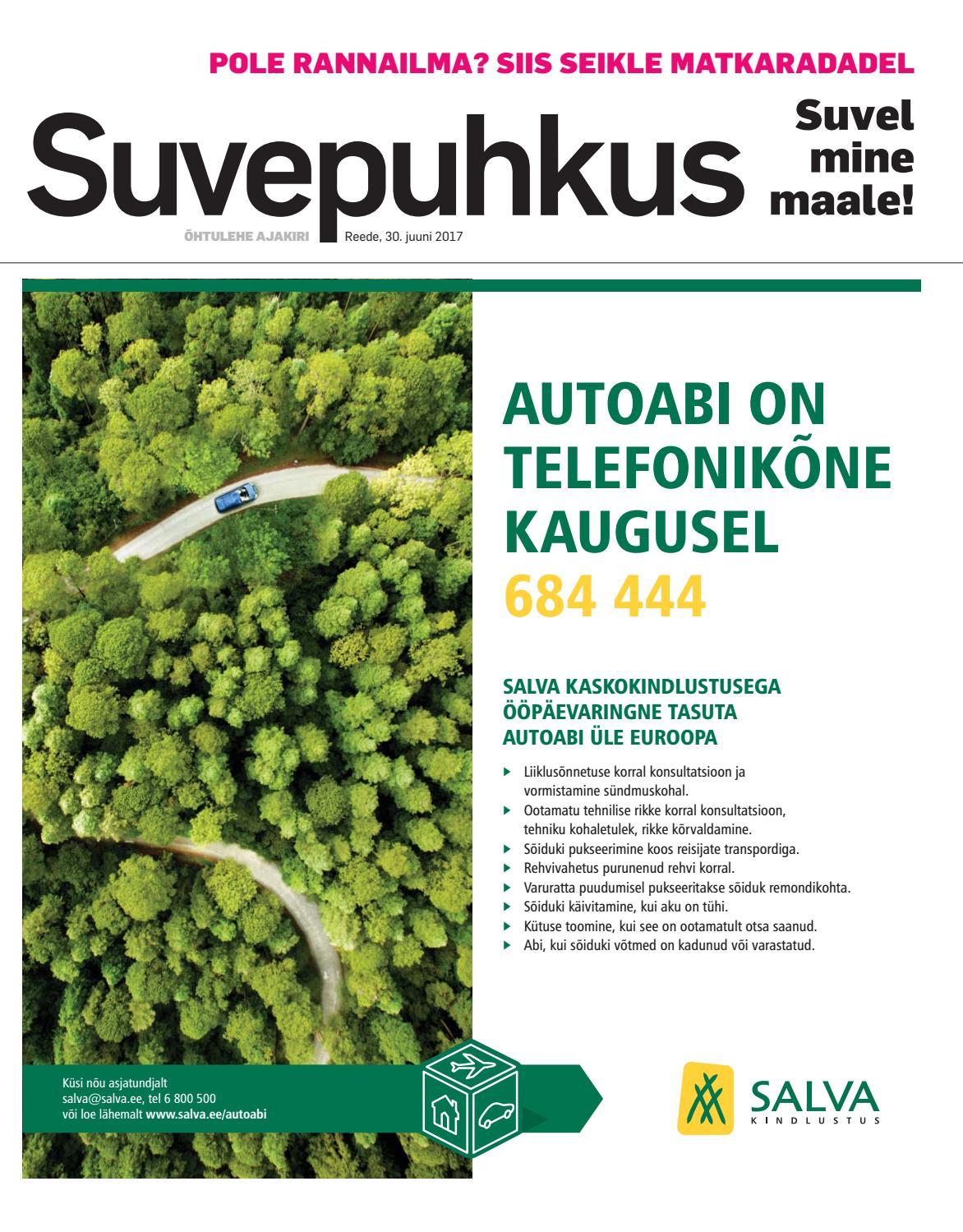 595612f24fc Suvepuhkus juuni 2017 by SL Õhtuleht AS - issuu