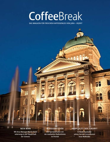 JURA Coffeebreak 1/2017 DE By JURA   Issuu