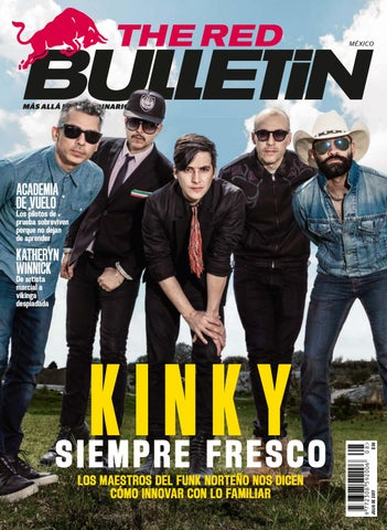 The Red Bulletin Agosto 2017 - MX by Red Bull Media House - issuu 5522ab18d02