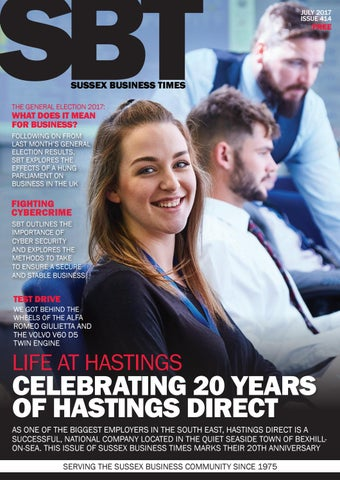 e4f70ae54e Sussex Business Times - Issue 414 by Life Media Group - issuu