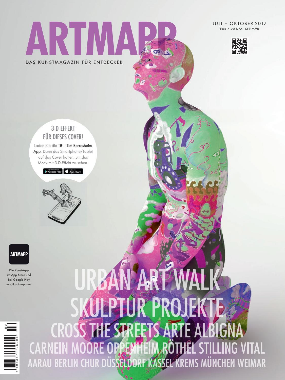 ARTMAPP #15, Sommer 2017 by ARTMAPP GmbH - issuu