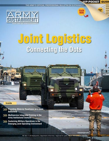 Army Sustainment (July - August 2017) by Army Sustainment - issuu