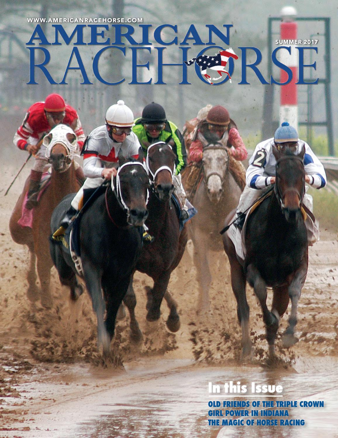 a1bc9e82c4a American Racehorse - Summer 2017 by American Racehorse (formerly Southern  Racehorse) - issuu