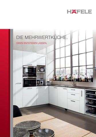 Haefele kueche by Kaiser Design - issuu