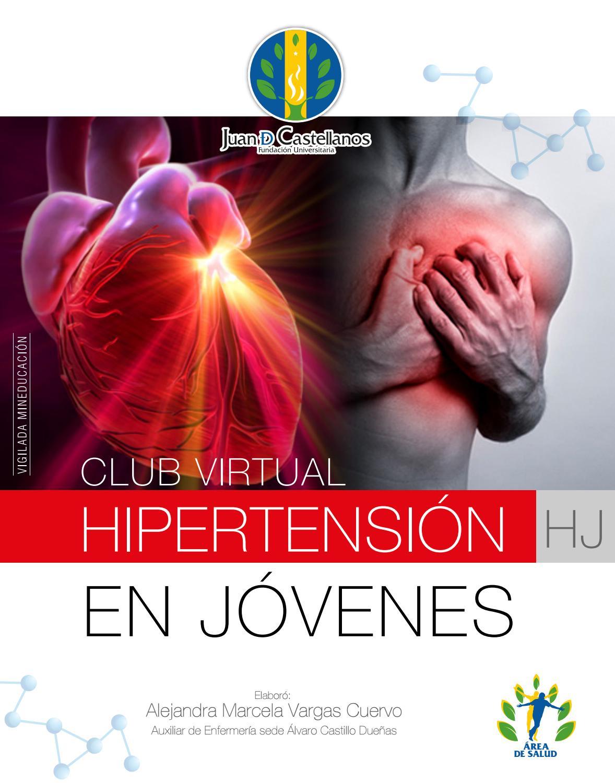 Hipertensión de los jóvenes