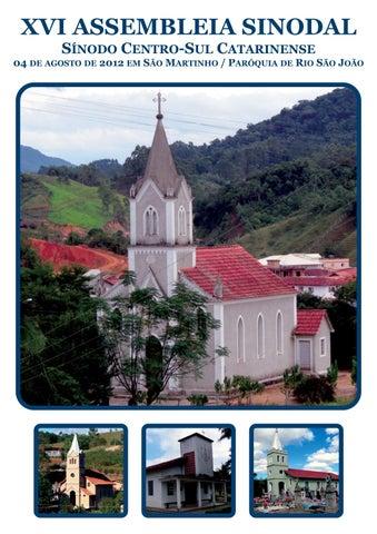 assembleia sinodal 2012 by paulo koterba issuu3 apresentação 5 histórico da ieclb em