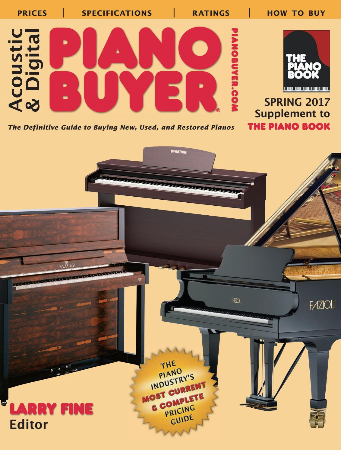 page_1 piano buyer spring 2017 by moore creative issuu Antique Cable-Nelson Piano at pacquiaovsvargaslive.co