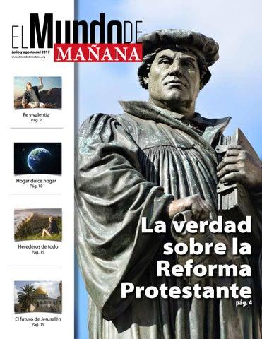 Julio-Agosto 2017 by El Mundo de Mañana - issuu