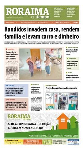 jornal roraima em tempo edição 675 by roraimaemtempo issuu