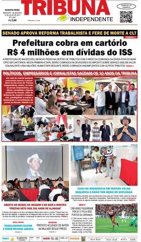 9b150958e2e Edição número 2937 - 12 de julho de 2017 by Tribuna Hoje - issuu