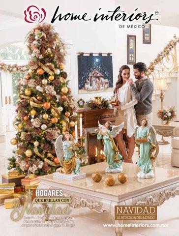 Catalogo De Navidad Home Interiors 2017 By Margoth Alvarado Issuu