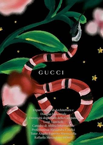 66e517e1ca Gucci by Raffaella Morandino - issuu