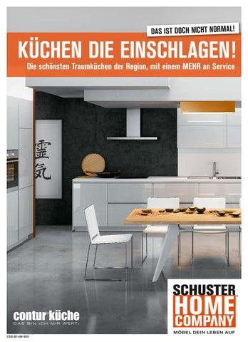 Schuster home company contur küchen 2017