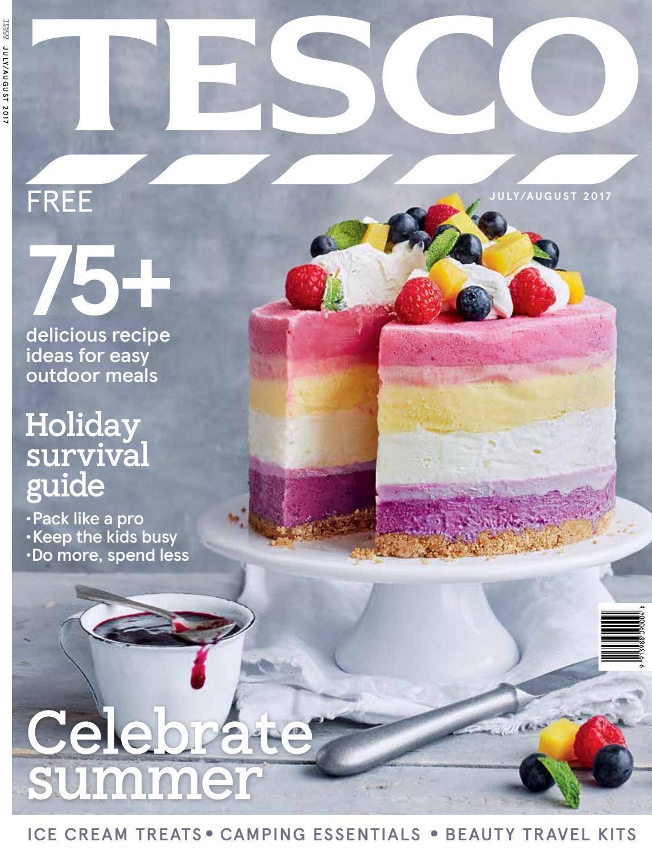 Tesco magazine   July/August 20 by Tesco magazine   issuu