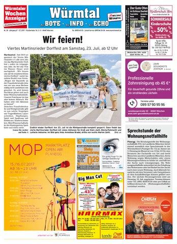 KW 28 2017 by Wochenanzeiger Me n GmbH issuu