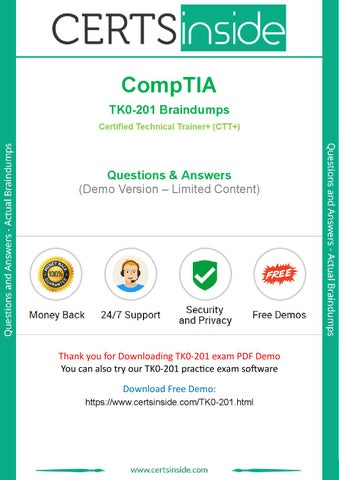 updated  TK0-201 Questions - Success Guaranteed with d25594a5ea0
