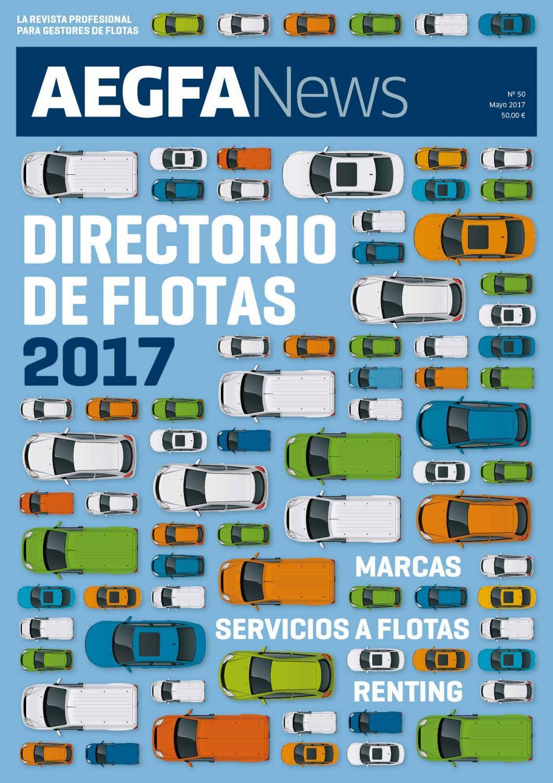 Revista AEGFANews Nº 50 Directorio de Flotas | Mayo 2017 by AIAFA ...
