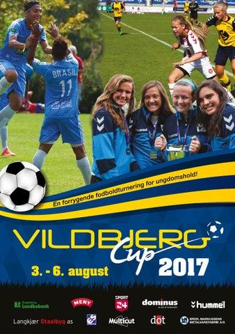 e422dbd2ca0 Vildbjerg Cup program 2017 by Vildbjerg Cup - issuu