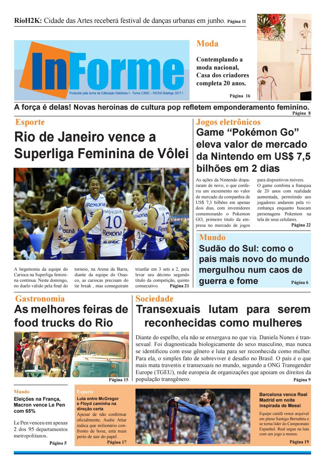 2feaebd1c Jornal InForme C306C 2017 1 by Gilvan Nascimento - issuu