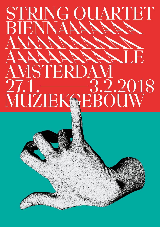 String Quartet Biennale Amsterdam 2018 Festival Brochure