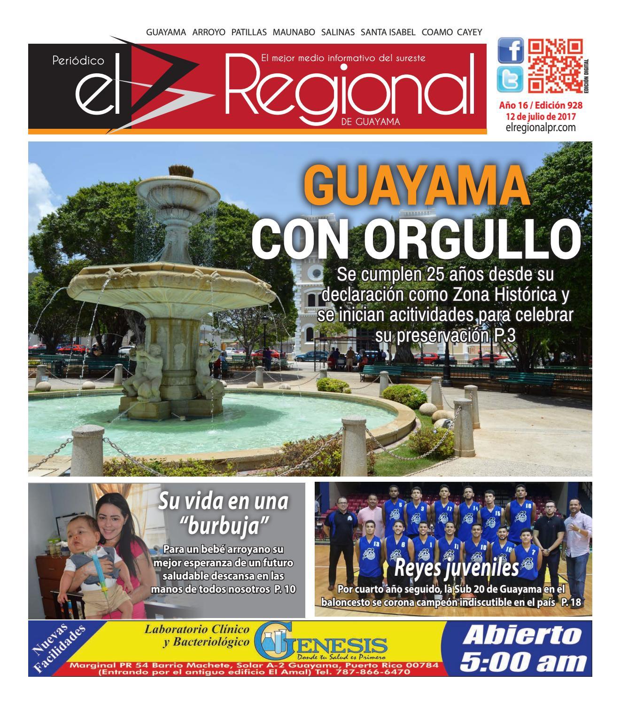 Peri Dico El Regional Edici N 928 By Peri Dico El Regional De  # Ahorro Muebles Cayey