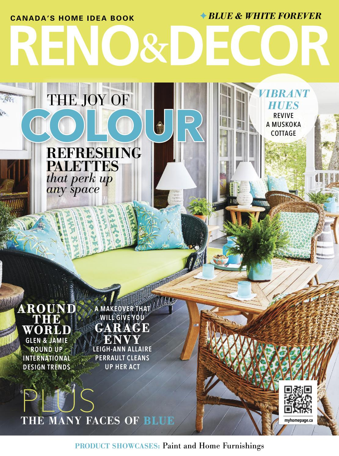 Reno Decor Magazine Aug Sep 2017 By Homes Publishing
