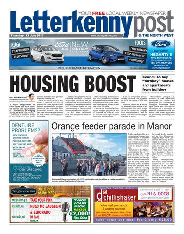 Letterkenny post 13 07 17 by River Media Newspapers - issuu