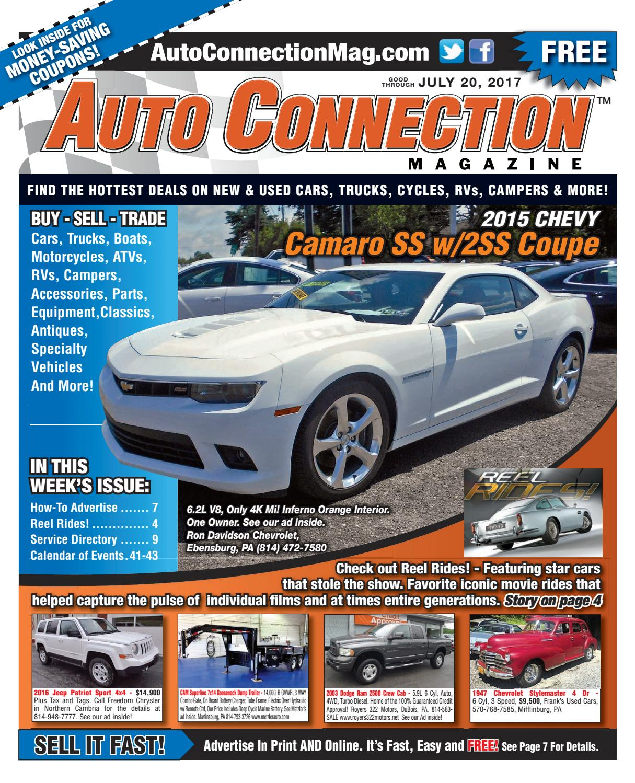 07-20-17 Auto Connection Magazine by Auto Connection Magazine - issuu 663c71c2d0f
