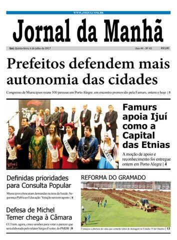 99183d021bc Jornal da Manhã - Quinta-feira - 06-07-17 by clicjm - issuu