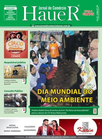 3d6dc704f58 Jornal do Comércio Hauer - Edição nº 186 by Jornal Comércio Hauer ...