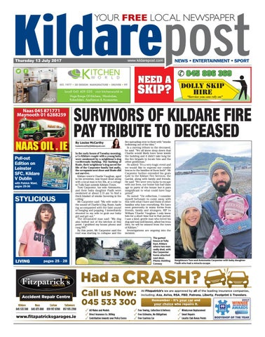 85a25ba38e1b Kildarepost 13 07 17 by River Media Newspapers - issuu