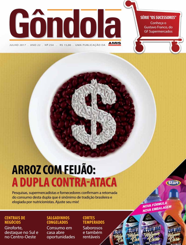 Revista Gôndola - Edição 254 by davidson lisboa - issuu a9f54076aff