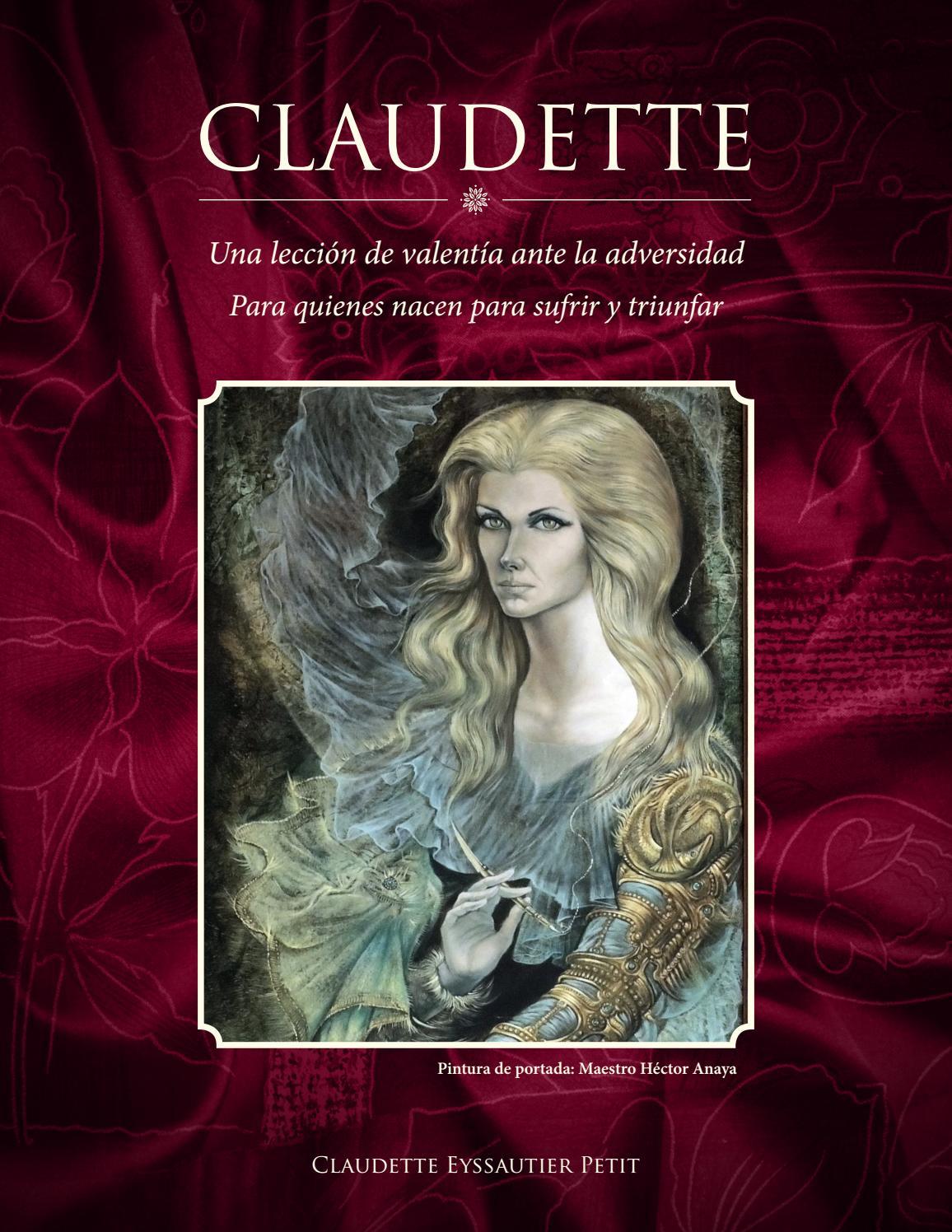 Claudette libro volumen 1 by Claudette - issuu
