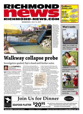 Richmond News July 12 2017 by Richmond News - issuu