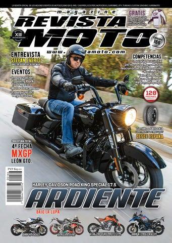 f7296dacb97 Edición 166 Mayo by Revista Moto - issuu