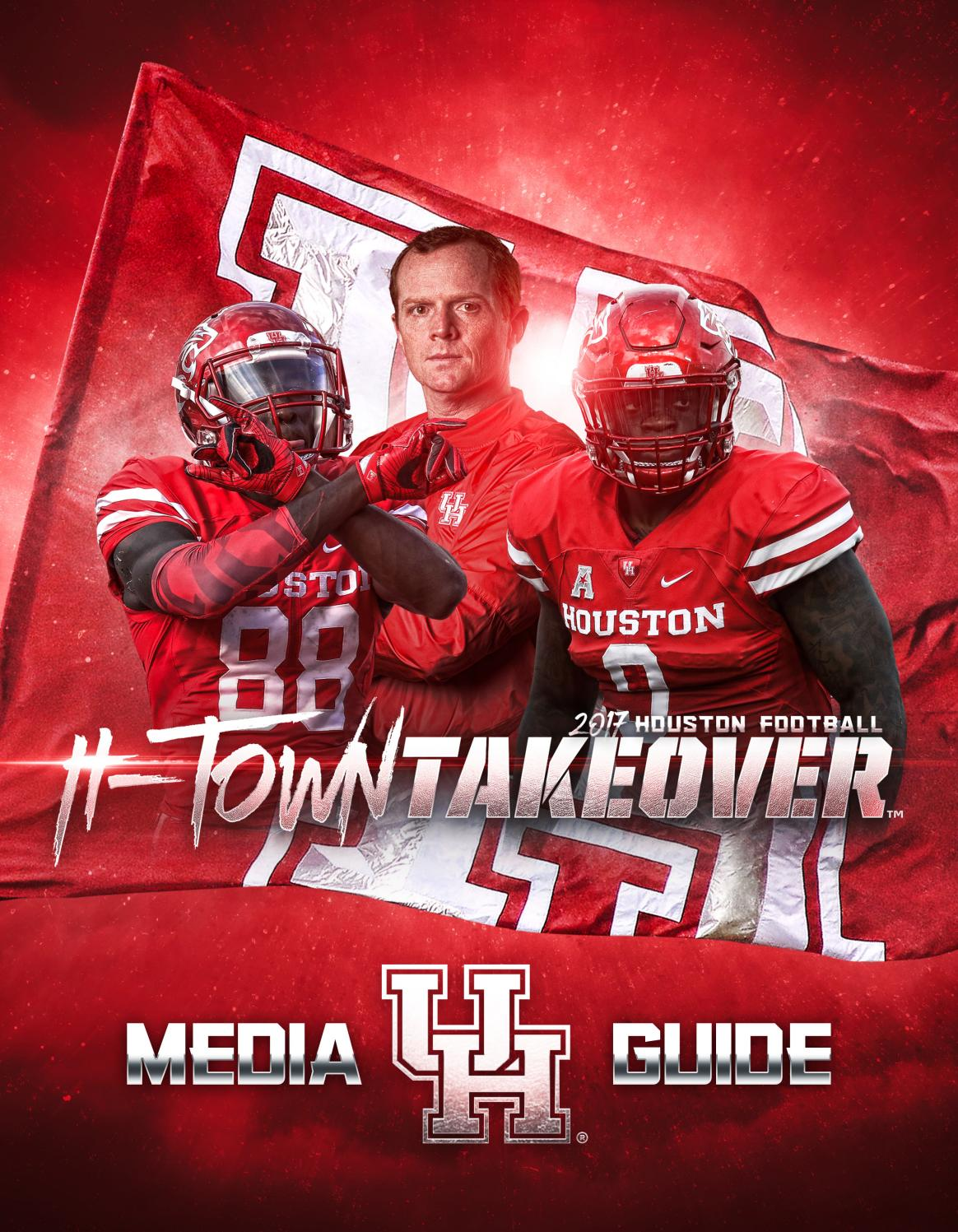 f163e01106d 2017 Houston Football Media Guide by David Bassity - issuu