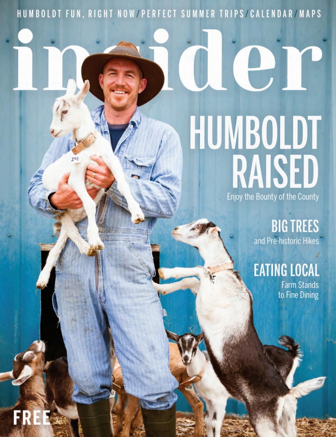 Humboldt Insider Summer Fall 2017 by North Coast Journal - issuu 6ce34792d209