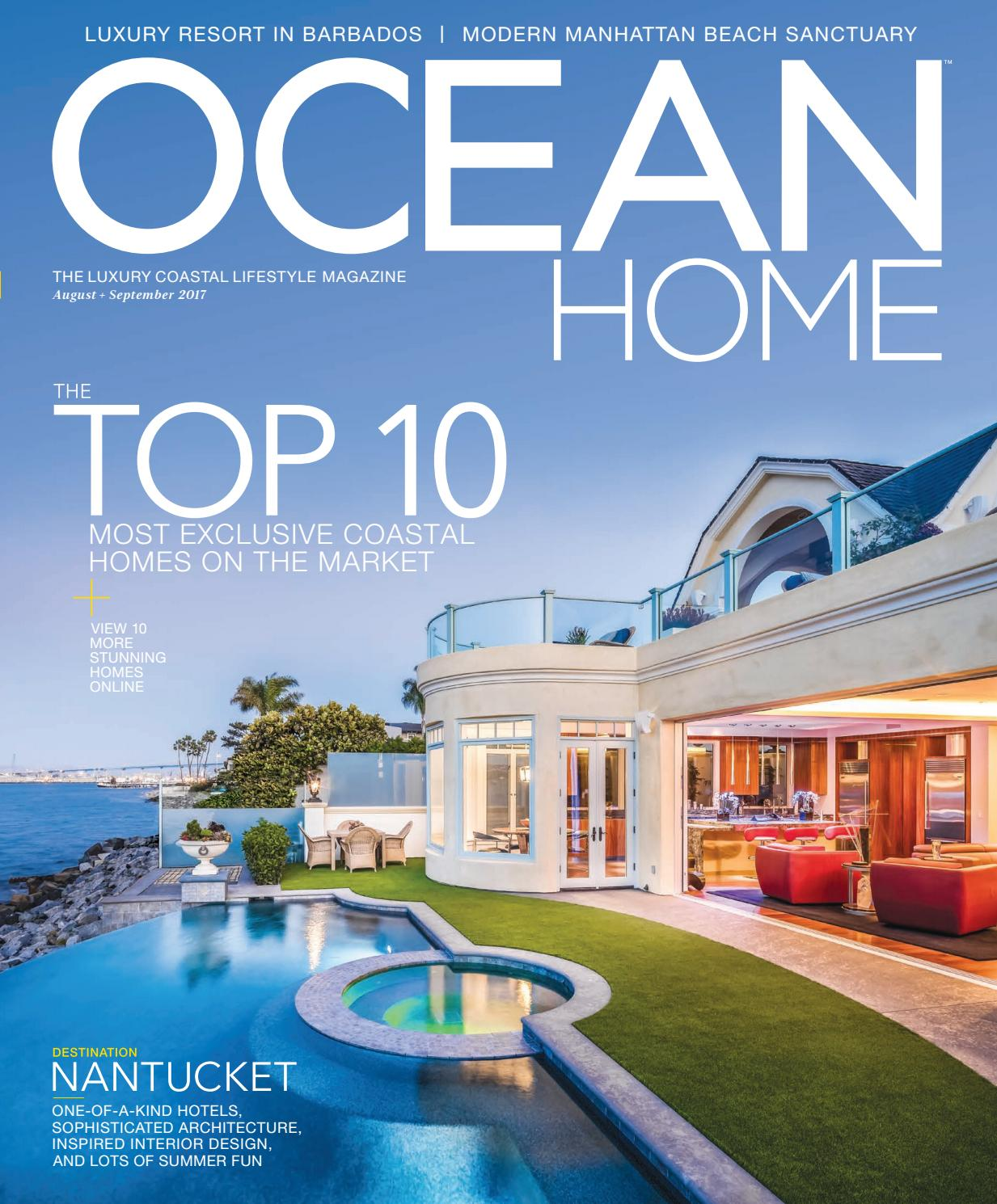 Ocean Home August/September 2017 by Ocean Home Magazine - issuu
