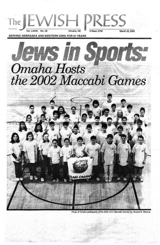 March 22 2002 Passover Edition By Jewish Press Issuu