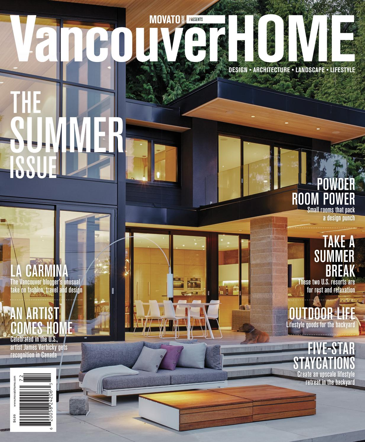vancouver home summer by movatohome design landscape lifestyle issuu