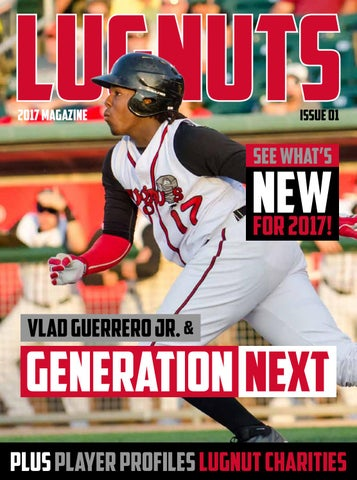 6b4ac2b4c LUGNUTS 2017 Magazine — Issue 01 by Pro Sports Marketing - issuu