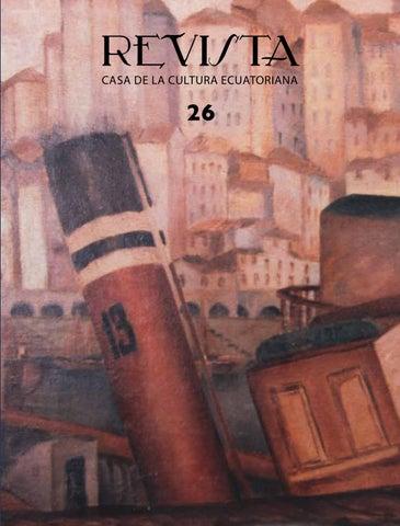 e1a637ec0 Revista de la Casa de la Cultura N26 by Revistas de la Casa de la ...