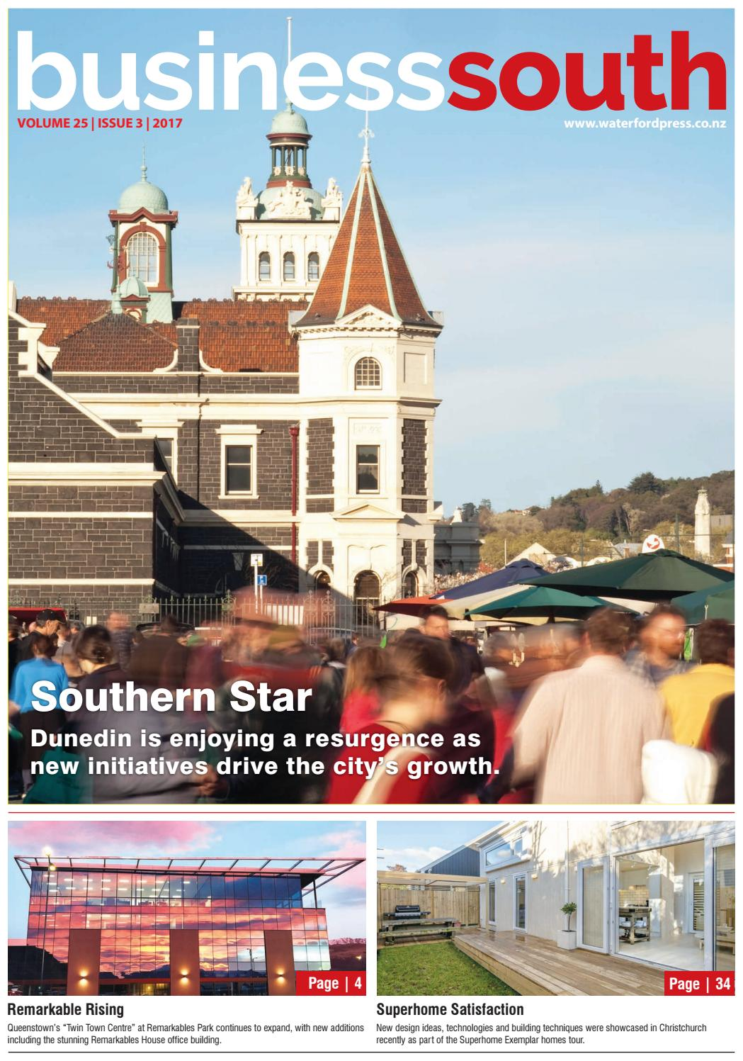Business South Volume 25 | Isuue 3 by Waterford Press