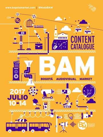 Bogota Audiovisual Market 2017 By Jorge Rubio Issuu