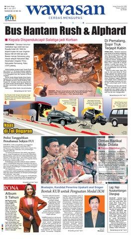 WAWASAN 13 Juli 2013 by KORAN PAGI WAWASAN - issuu 8c386b56b0