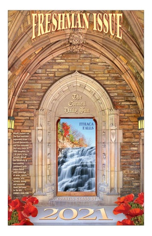 ca9070b20 07 13 16 frosh entire issue hi res by The Cornell Daily Sun - issuu