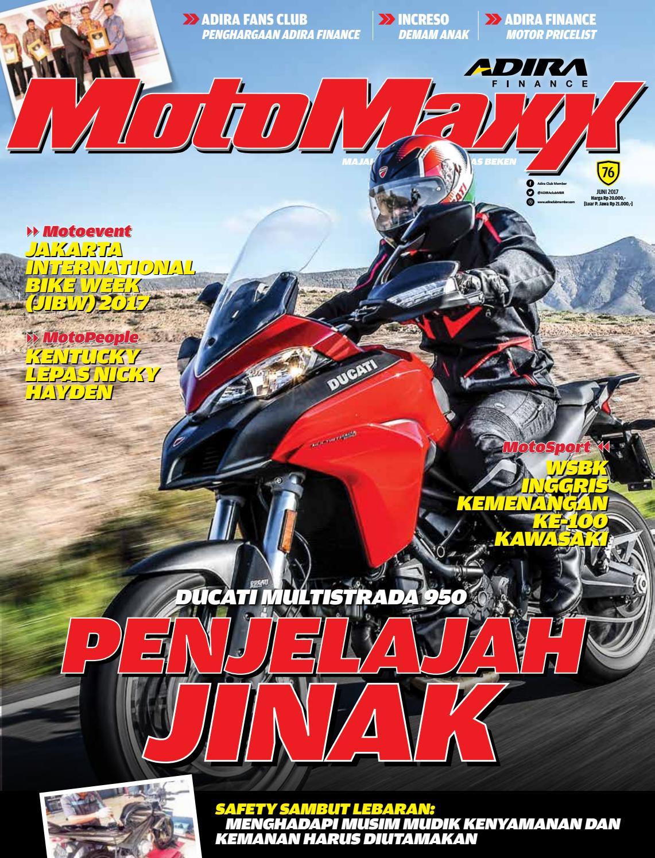 Motomaxx 06 2017 By Adira Member Issuu All New Cb 150r Streetfire Wild Black Kab Semarang