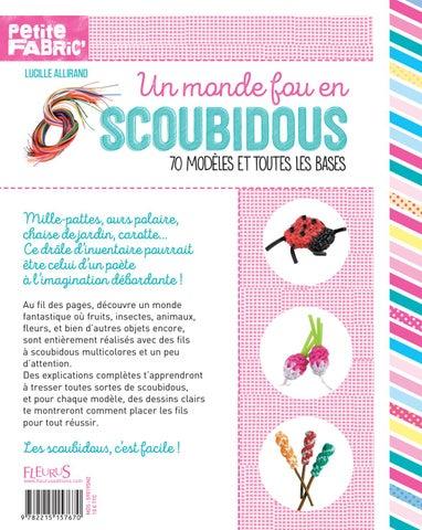 9782215157670 Un Monde Fou En Scoubidous Ext By Fleurus Editions Issuu